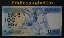 Portugal 100 Escudos 16-10-1986 UNC P-179a