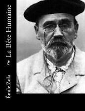 La Bête Humaine by Émile Zola (2014, Paperback)