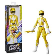 "Power Rangers Mighty Morphin Yellow Ranger 12"" Action Figure"