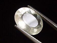 Lybisches Wüstenglas / Lybian Desert Glass 3,62 Ct. Oval facettiert (2882m)