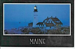 Portland Head Light, Casco Bay, Portland, Maine