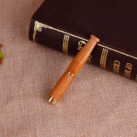 """3.3"""" Handmade Rosewood Smoke Tobacco Two Filter ChineseYew Wood Cigarette Holder"""