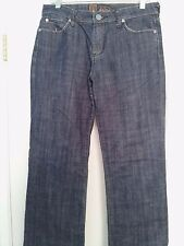 """KUT FROM THE KLOTH FLARE JEANS MED BLUE WASH WOMEN'S SIZE 8 32""""X32"""""""
