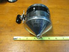 Vintage Nice Zebco Spinner 55,BIG DOG!All Metal,Ready To Fish,Serviced,USA