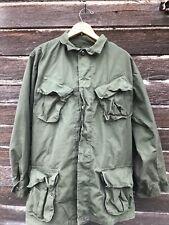 New listing Vintage Vietnam Og-107 Rip-Stop Poplin Coat Jungle Jacket