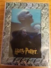 Artbox Harry Potter 3D  Series 1 #R5 Lord Voldemort Rare Chase Card