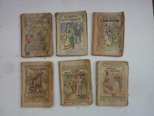 Bibliothèque Choisie de Paul d'IVOI - Lot de 57 livres de cette collection
