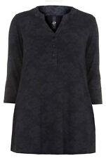Evans Plus Size Floral Tunic, Kaftan Tops & Shirts for Women
