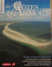 BRETAGNE MAGAZINE COTES D'ARMOR 25 SITES A DECOUVRIR