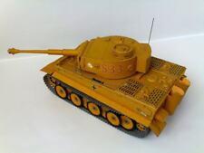 "Deutscher tanques carros VI ""tigre"" Maly modelarz Verlag 4-5/98 1:25"