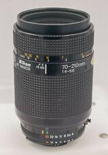 Nikon AF Nikkor 70-210mm F4-5.6 F Mount DSLR Camera Zoom Lens