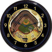 Angel Stadium Anaheim MikeTrout Los Angeles Angels Wall Clock Baseball MLB new