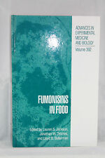 Advances in Experimental Medicine and Biology Vol 392 Fumonisins in Food