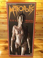 Metropolis Maria Robot Figure Masudaya Japan Model Hobbyworld 1985 Fritz Lang