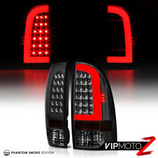 2005-2015 Toyota Tacoma X-Runner PreRunner TRD Smoke LED Neon Tube Tail Lights