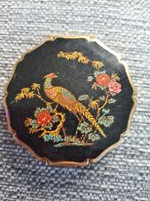 VINTAGE STRATTON EXOTIC BIRD COMPACT
