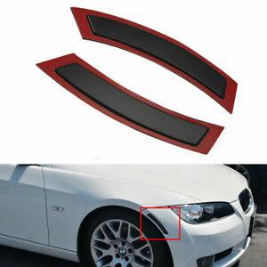 Front Bumper Side Reflector Marker Light For BMW E92 E93 3-Serie 328i 335i 07-13