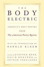 Body Electric : America's Best Poetry from - The American Poetry Review