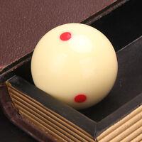 "6Dot Spot Measle Pool Billiard Practice Training 2 1/4"" Cue Ball Regulation Size"