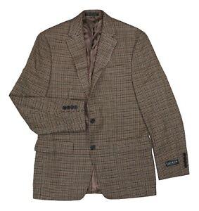 Ralph Lauren Lexington UltraFlex Mens Big & Tall Sport Coat Blazer 48 X-Long NWT
