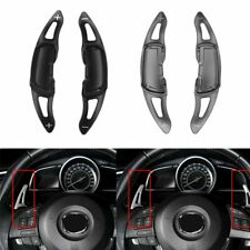Steering Wheel Shift Paddle Shifter Extension for Mazda 3 Atenza 2014-2017 Axela