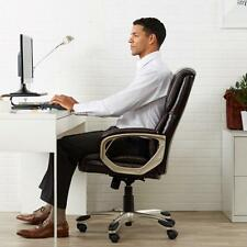 Ergonomic Executive High-Back CHAIR 360 degree Swivel Comfort & Support Working
