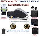 HEAVY-DUTY Snowmobile Cover Ski Doo Tundra II LT 1995 1996 1997 1998 1999 2000