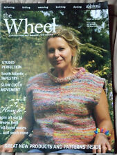 The Wheel Ashford's Fibrecraft magazine #22 2010 knitting spinning felting