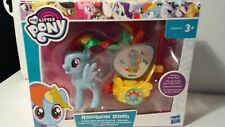 Mi Pequeño Pony Rainbow Dash Spin-a lo largo de Carro Nuevo En Caja MLP