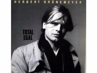 Herbert Grönemeyer Total egal (1982) [LP]
