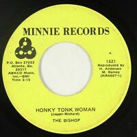 "psych funk breaks 7"" BISHOP Mini Skirt Minnie Honky Tonk Woman ♫ Stones Jagger"