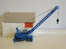 NZG #185 Fuchs 118 Crane W.Germany 1:50