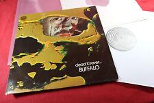 Buffalo  DEAD FOREVER  -  LP Vertigo 6357100 Germany 1972 - Swirl near mint