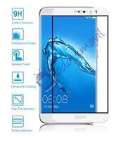 Protector de Pantalla Cristal Templado Curvo 3D para Huawei Nova Plus 5.5 Blanco