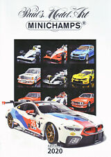A4 Minichamps Katalog 2020, 195 Seiten, PORTOFREI