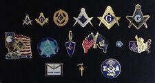 Masonic Lapel Pin Collection
