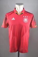 Deutschland Trikot 2004 Gr. 176 Adidas rot Jersey DFB Germany 3 Sterne Shirt