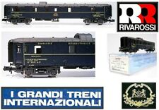 Rivarossi 9593 Vintage Ciwl Orient Express Railway Carriage Service Nr.1270M Box