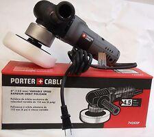 "Porter-Cable 7424XP 7424 6"" Variable-Speed Random Orbit Polisher"