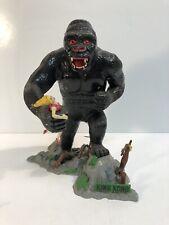 Vintage Aurora 'King Kong' Original 1964 Famous Monster Model. Nice!