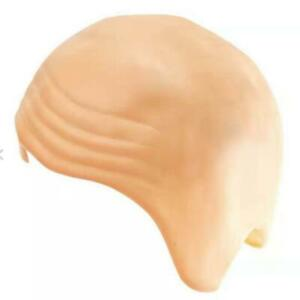 Bald Cap Fake Skinhead Latex Wig Cap Hair Party Wig Costume Halloween