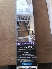 Mainstays Mini Blinds For Sale Ebay