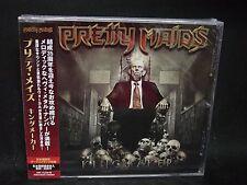 PRETTY MAIDS Kingmaker + 1 (For Japan) JAPAN CD Nordic Union Missing Tide Zan Cl
