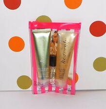 Victoria's Secret Heavenly Eau De Parfum Three (3) Piece Mini Gift Set + Case