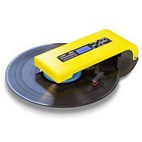 Portable Record Player Vinyl USB MP3 Phono Clipper PT-300 F/S w/Tracking# Japan