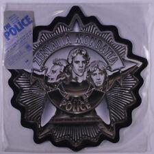 """POLICE: Don't Stand So Close To Me / De Do Do Do, De Da Da Da LP (10"""" record, b"""
