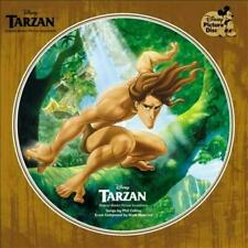 SOUNDTRACK - TARZAN (Phil Collins) LP Vinyl Picture NEW!