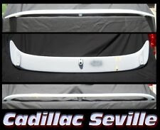 Cadillac Seville 92-97 3 Post Factory Style Wings West Spoiler Unpainted NEW!
