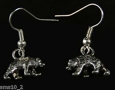 Hand Made Bear Earrings HCE082
