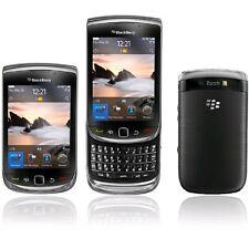 BlackBerry Torch 9800 - 4 Go-Noir (Débloqué) Smartphone (clavier QWERTY)